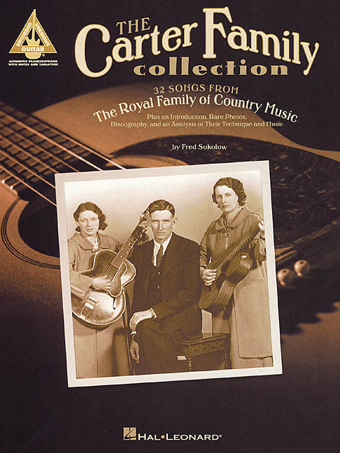 The Carter Family Collection By Carter Family (CRT)